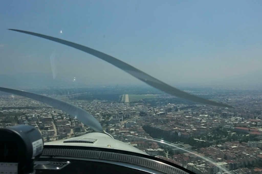 Final approach -1